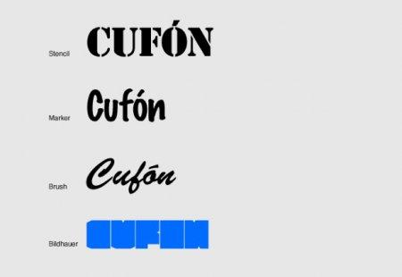 WP-Cufon плагин установка оригинальных шрифтов