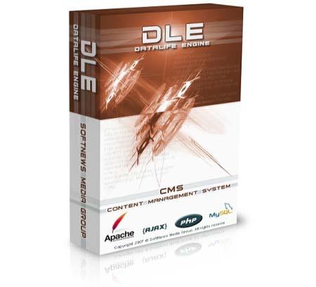 Почему для сайтов выбирают CMS DLE