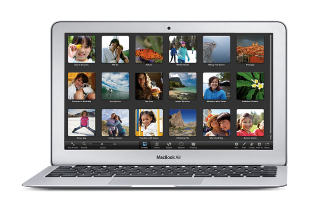 Обзор Apple MacBook Air 11